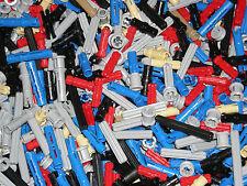 ☀️NEW LEGO 100 Technic Mindstorm Pins Axles Bush Connector Parts Random Pull Mix