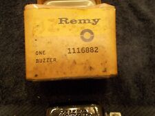 NOS Delco Remy 882 Buzzer Air Brake Lo Pressure Warning Vintage USA Made 1116882