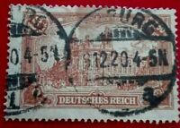 Germany:1920 New Daily Stamps - Offset Printing 1.50 . Rare & Collectible Stamp.