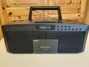 Telefunken Radiorecorder /CD Player