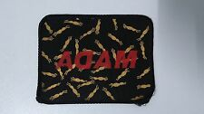Adam and the Ants punk music patch Sew On 1
