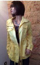 Parka Femme Pepe Jeans Jaune Taille s : 36 En Coton
