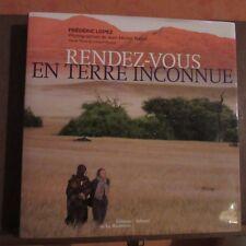 FRÉDÉRIC LOPEZ/ RENDEZ-VOUS EN TERRE INCONNUE