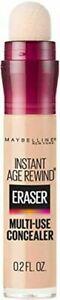 Maybelline Instant Age Rewind Eraser Multi-Use Concealer - 120 LIGHT -new sealed