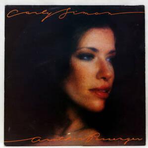 CARLY SIMON Another Passenger Vinyl LP Elektra K52036 UK 1976 Great Condition