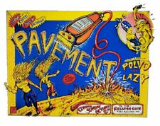 Emek - 1994 - Pavement Concert Poster @ Kellogg Club, Cincinnati, OH Art Print