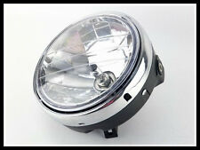 Universal Halogen Headlamp Headlight fits Honda CB400 CB500 CB1300 Choper Custom