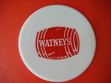 Vintage Beer Keg Cap~ WATNEYS Formerly brewed at Sleeman Brewing & Malting Co.