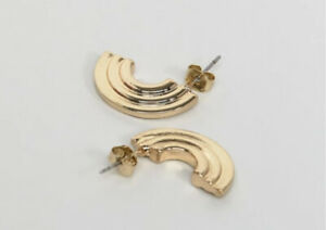 Fiorelli Tubular Hoop Earrings