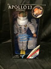 Fred Haise Signed Apollo 13 Action Figure PSA/DNA Autographed