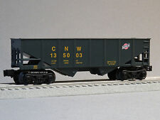 LIONEL CHICAGO NORTH WESTERN COAL HOPPER 135003 o gauge train freight 6-83624 H