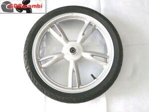 Wheel Front With Pneumatic Peugeot Tweet 125 2010 2014