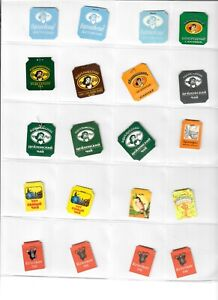 Miscellaneous Teabag Tags: Belong to no Specific Variety of Tea Tags: Lot 12