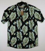 NWT Patagonia Pataloha Mens Medium Malihini Hawaiian Button Up Shirt Slim Fit