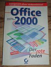 Office 2000 - Der rote Faden (Sybex 1999)