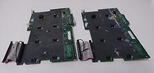 LOT OF 2 HP Proliant 408791-001 Fan Board for DL380 G5 012525-001 012526-000