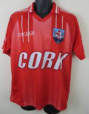 Cork Corcaigh GAA Gaelic Football Shirt Sports Club Retro Vtg Mens Medium M