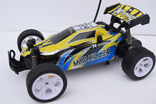 OFF ROAD MAD RUNNER MONSTER TRUCK RECHARGEABLE BUGGY 20KM/H RADIO REMOTE CAR