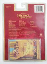 THE HUNCHBACK of NOTRE DAME VNTG SEALED Disney Original Soundtrack Cassette Tape