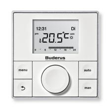 Buderus Logamatic EMS Plus RC 200 Raum-witterungsgeführte Regelung Fernbedienung
