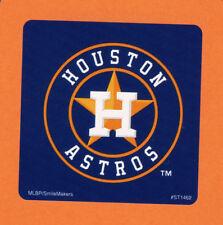 10 Houston Astros Logo - Large Stickers - Major League Baseball