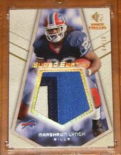 2008 SP ROOKIE THREADS SUPER SWATCH JUMBO PATCH 4/10 SP L@@K