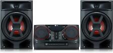 LG CK43 Stereoanlage 300 Watt Mini HiFi System CD Radio USB Bluetooth B-WARE