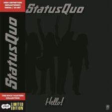 Status Quo - Hello [New CD] Bonus Track, Ltd Ed, Mini LP Sleeve, Rmst, Collector