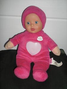 Puppe Zaph Creations My Little Baby Born Leuchten
