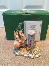 BESWICK HIDING FROM THE CAT TABLEAU, NO 93 LTD EDITION OF 3500. NEW .