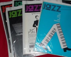 JAZZ JOURNAL MAGAZINES - SELECT ISSUE