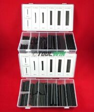 254 Pc Wire Wrap Assortment Set Cable Heat Shrink Tubing Electrical Connection