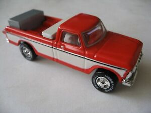 HOT WHEELS SAM WALTON'S 1979 FORD F-150 PICK UP TRUCK MADE IN MALAYSIA 1999