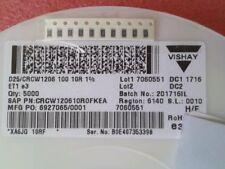 CAT16-100J4LF 10 x Widerstandsnetzwerk 62,5W NEU 10Ohm 5/%
