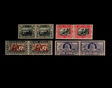 South Africa 1938 Voortrekker Centenary KGVI SG 76/9 Mounted Mint