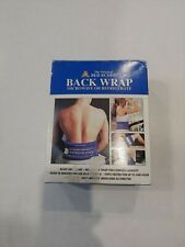 BED BUDDY BACK WRAP MICROWAVE OR REFRIGERATE