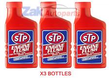 X3 STP Engine Flush For Petrol & Diesel Engines 450ML. Removes harmful deposits