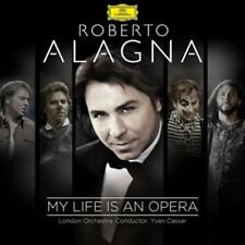Roberto alagna et Londres Orchestra-My Life is an Opera-CD Neuf - 09/2015
