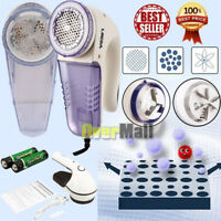 3/6 Blades Sweater Fabric Shaver Lint Remover Electric Clothes Lint Removing USA