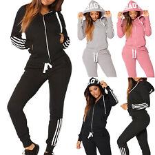 2PCS женская спортивный костюм с капюшоном, штаны, комплект, спортивная одежда с капюшоном повседневный костюм