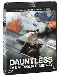 Dauntless. La battaglia di Midway DVD + Blu-ray