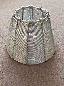 Metal Retro Style Table Lamp Shade