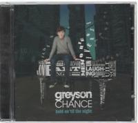 Greyson Chance Hold On 'Til The Night Cd Album