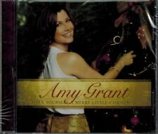 AMY GRANT - HAVE YOURSELF A MERRY LITTLE CHRISTMAS - NEW SEALED CD