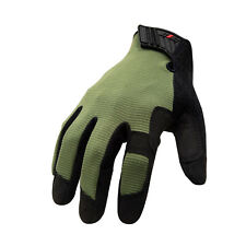 212 Performance General Utility Mechanic Work Gloves Green Mcg Bl77