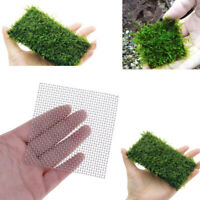 1/3/5X Aquarium fish tank stainless steel wire mesh plants moss net decor8x8c TB