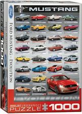 Eurographics Puzzle 1000 Pc - Ford Mustang Evolution