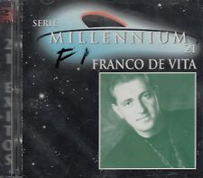 Franco De Vita Serie Millennium 21 Exitos  2CD New Nuevo Sealed