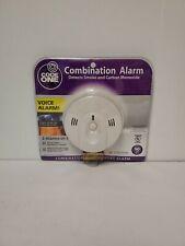 Kiddie Code One Combo Smoke Detector Carbon Monoxide Alarm Voice! KN-COSM-BA