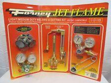 Forney jet flame set NIB -- Light to Medium Duty, Victor Type Oxygen Acetylene